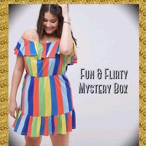 Dresses & Skirts - Fun & Flirty Plus Mystery Box
